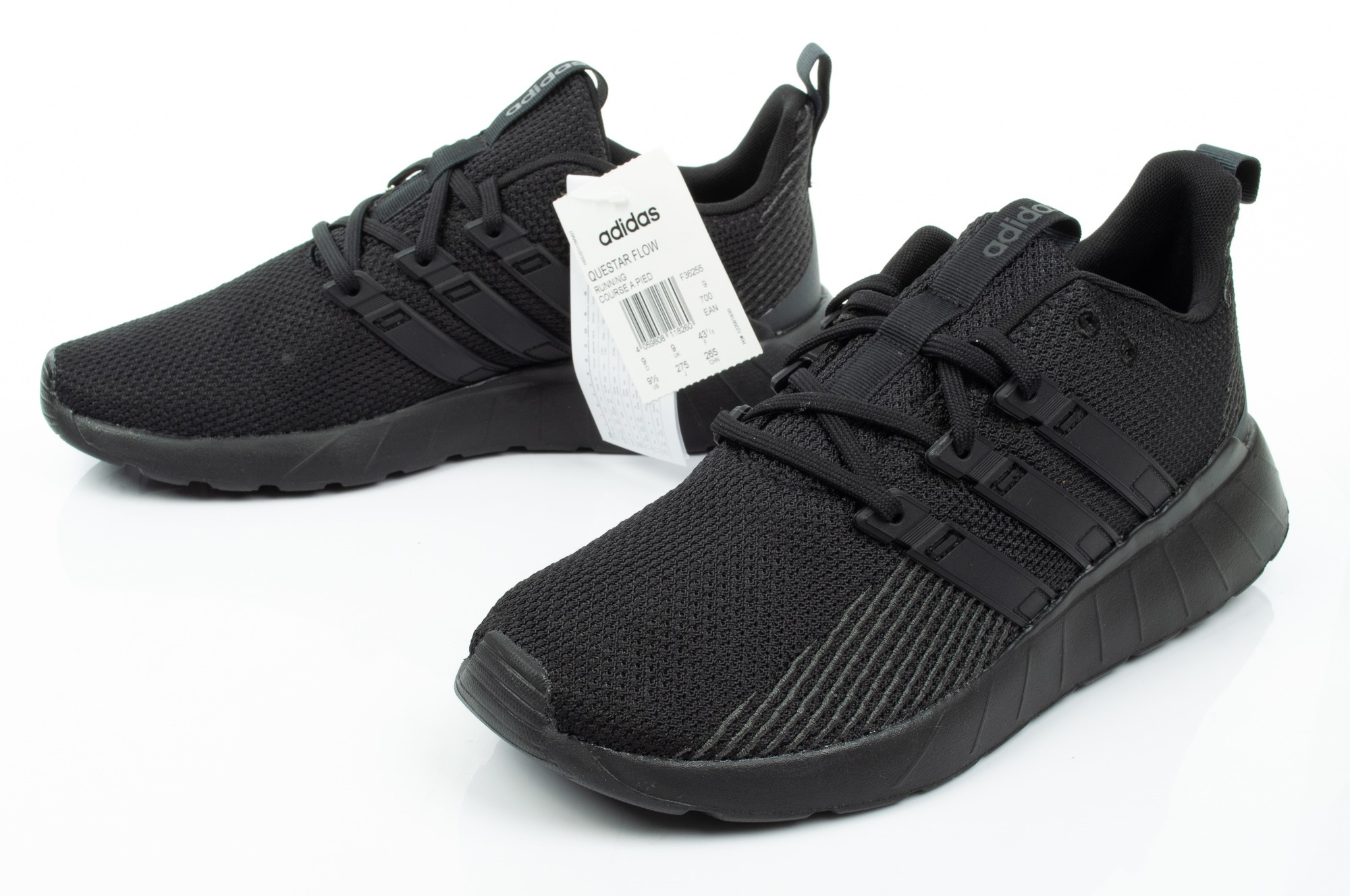 adidas Performance Questar Flow Herren Sneaker schwarz EG3190